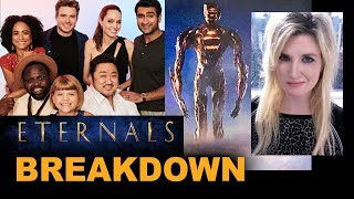 Eternals 2020 Marvel Movie BREAKDOWN