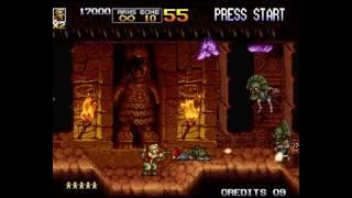 To The Rescue: METAL SLUG 5 PS4
