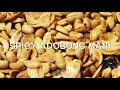 Adobong Mani ( Garlic roasted peanut)