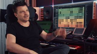 German DJ and producer ATB discusses the FaderPort Workflow!