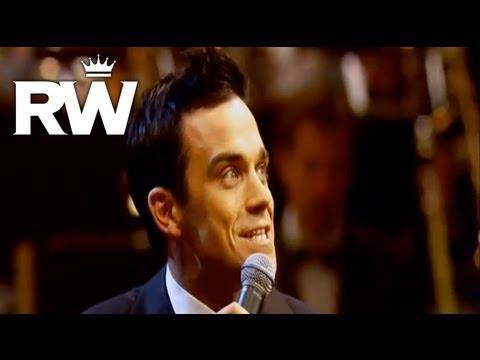 Robbie Williams  Have You Met Miss Jones?   At The Albert