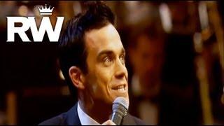 Robbie Williams   'Have You Met Miss Jones?'   Live At The Albert