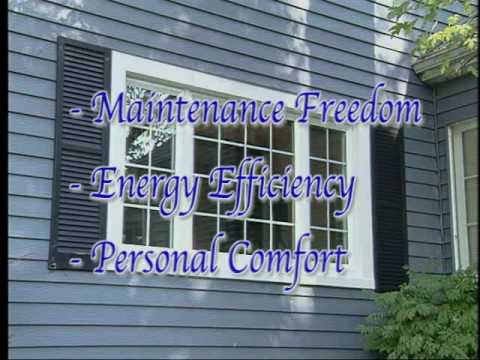 Alside Window Informational Video
