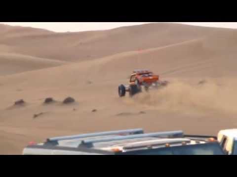 Svein i ørkenen