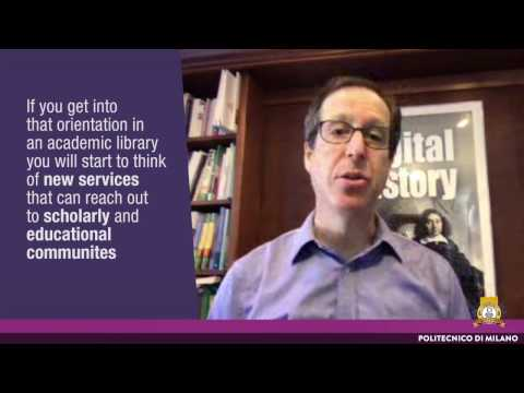 Academic Libraries In The Digital Age (Dan Cohen)