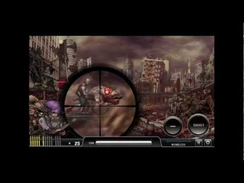 Ghost Sniper: Zombie iPhone App Review - CrazyMikesapps