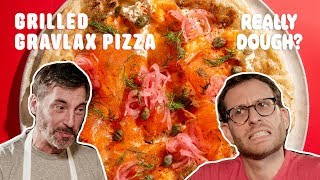 Wood Grilled Pizza: Pizza or Flatbread? || Really Dough?
