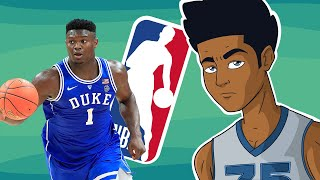 Download Why I Gave Up on My Dream of Going to the NBA (animation) - Young Don Mp3 and Videos