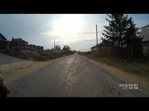 Дорога Верхний Студенец - Донское (Липецкая область)