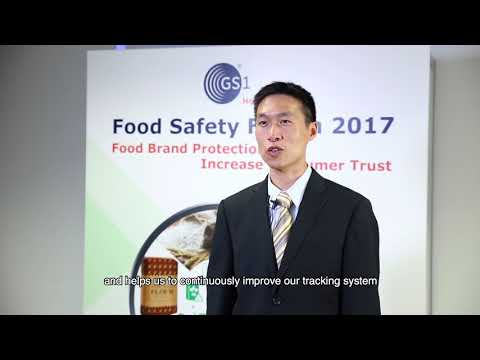 The Kowloon Dairy Limited – Quality Food Traceability Scheme 2017 Gold Award Winner