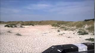 Søndre strand i Aalbæk