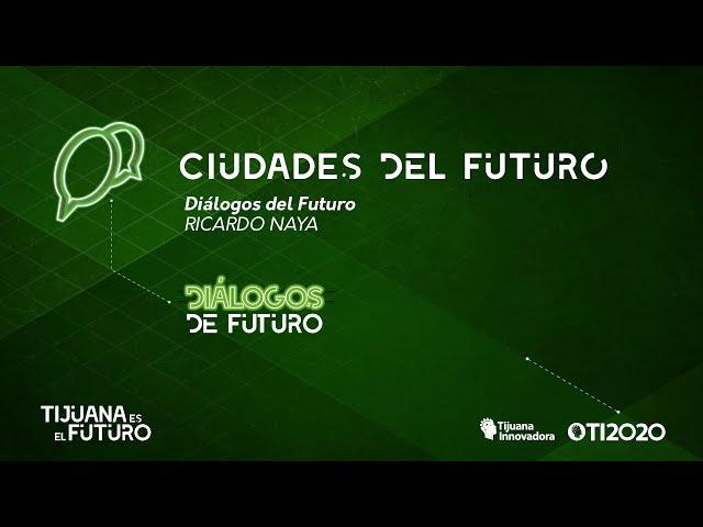 RICARDO NAYA - ''CIUDADES DEL FUTURO''