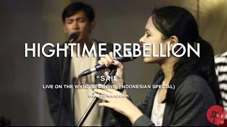 Hightime Rebellion | Sail (live on The Wknd Sessions, #74)