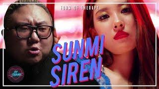 "Producer Reacts to Sunmi ""Siren"""