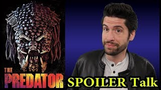 The Predator - SPOILER Talk