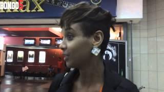 Dj Fetty akiongea na Bongo5 kuhusu Filamu ya Skyfall baada uzinduzi