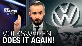 Volkswagen - Play or get played. | ZDF MAGAZIN ROYALE
