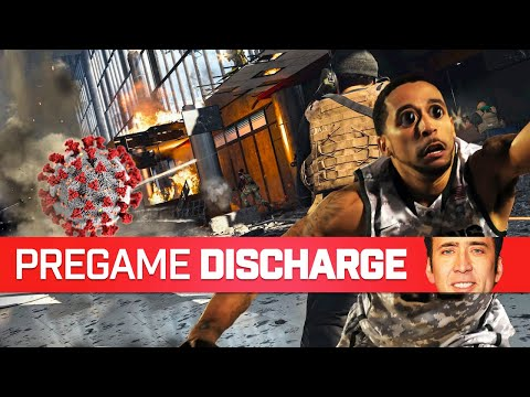 E3 is canceled, but video games NEVER STOP (except NBA 2K20) | Pregame Discharge 121