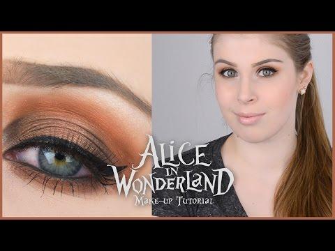 Make-up Tutorial: Alice in Wonderland | Make Me Blush