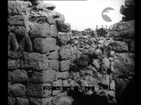 Strade romane verso il Fezzan.