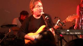 """from """"The Buggles - The Lost Gig"""", at The Supperclub, London."""