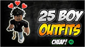 Top 10 Best Roblox Boy Outfits Of 2020 Oder Outfits May
