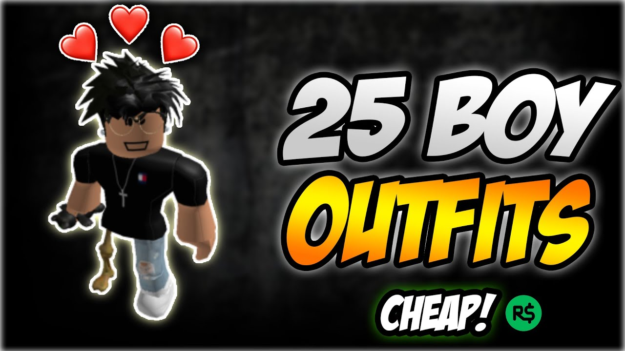 Emo Guy Roblox Top 25 Coolest Roblox Boys Girls Outfits Of 2020 Fan Outfits Youtube