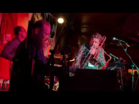 Horace Panter's Soul Grooves - Green Onions - 100 Club, London 05.12.18