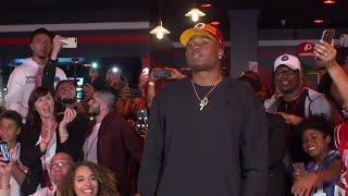 Behind the Scenes with Dwayne Haskins During the 2019 NFL Draft   Ohio State   B1G Football