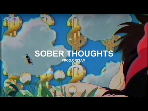 "(Chill ) Anime Type Beat "" SOBER THOUGHTS"""