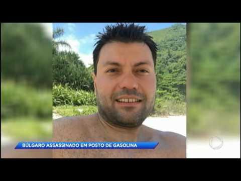 Empresário búlgaro é assassinado em posto de gasolina em SP