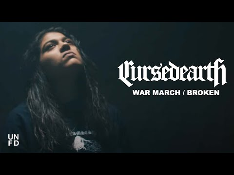 Cursed Earth - War March / Broken