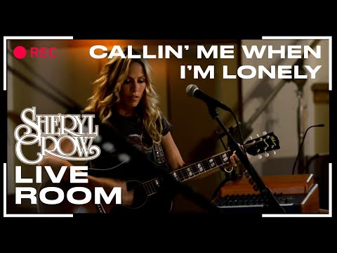 "Sheryl Crow - ""Callin' Me When I'm Lonely"" Captured In The Live Room"
