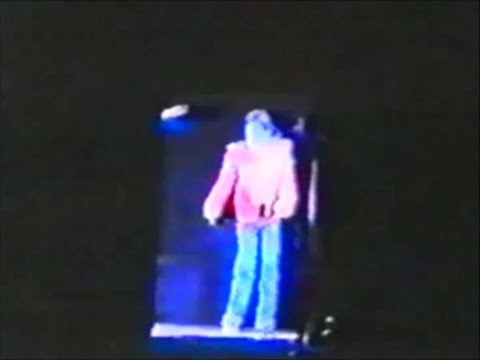 Michael Jackson - HIStory Tour Prague, Czech Republic September 7, 1996 - Center Version Amateur