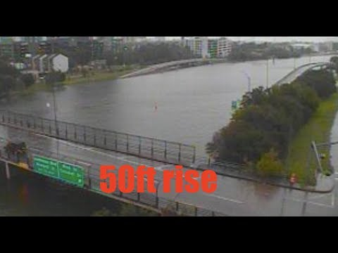 SE Texas rivers to RISE by 50ft in next 24 to 48 hours - MANY Mandatory Evacuations