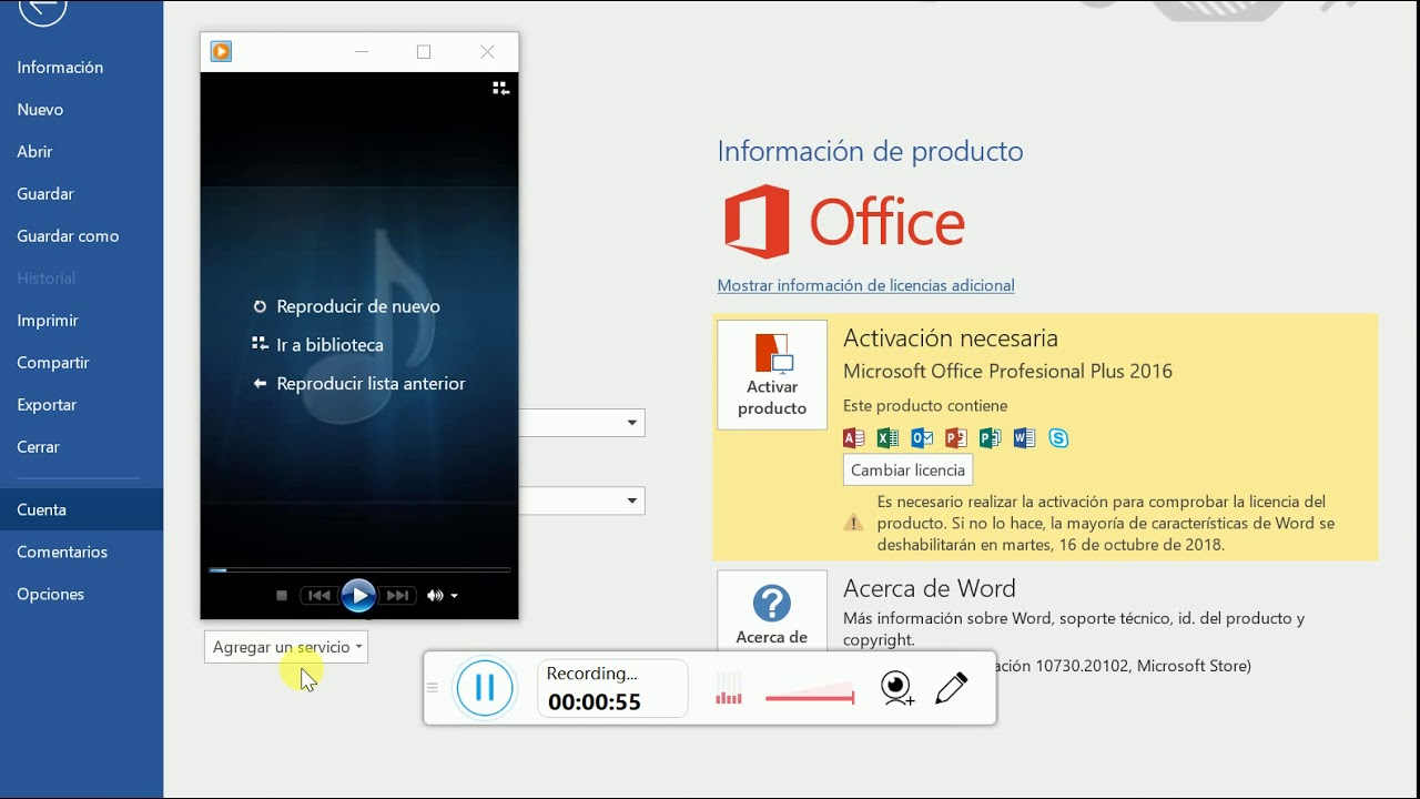 activador office 2010 professional plus para siempre