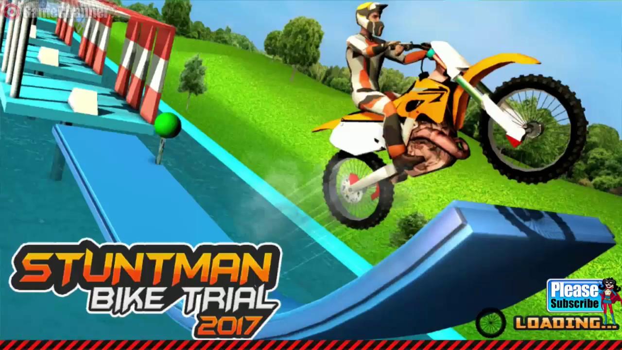 Stuntman Bike Trial 2017 Motor Stunt Games Android