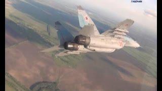 «Авиадартс-2015». Боевое бомбометание и стрельба из авиационных пушек.