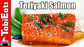 How to Make Salmon Teriyaki (RECIPE) thumbnail