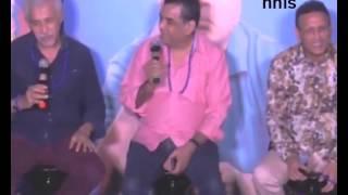 Veteran Actors Unveil The Trailer Of Dharam Sankat Mein
