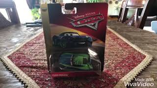 Disney Pixar Cars 3 Diecast Chris Roamin (Combustr Next Gen Number 11)