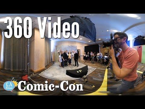 """""""Twin Peaks"""" 360 Video   Los Angeles Times"""