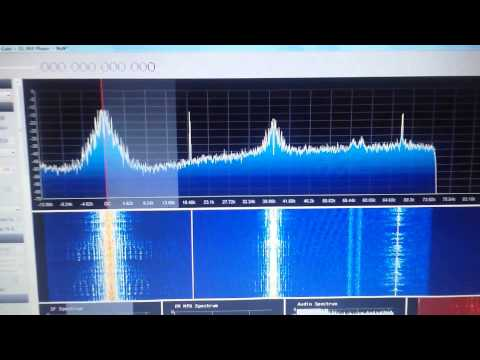 Decoding SCA with HDSDR and SDR#