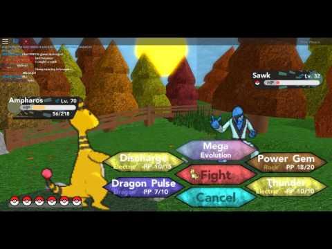 Pokemon Brick Bronze Trying To Evolve Gabite Youtube
