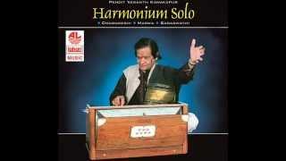 Raag Charukeshi | Harmonium Carnatic Instrumental Music | Pandit Vasanth Kanakapur
