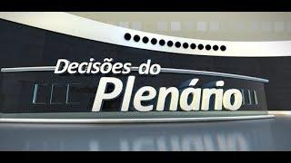 O programa Decisões do Plenário desta semana vai mostrar que os ministros do Tribunal Superior Eleitoral rejeitaram, por unanimidade, os embargos de declaração propostos por Marcelo Miranda,...
