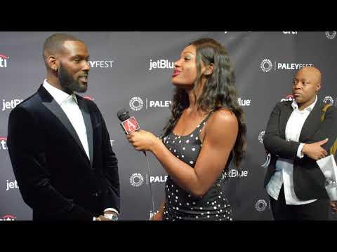 PaleyFest 2018 Queen Sugar blue carpet coverage: Kofi Siriboe, Bianca Lawson and Dawn LyenGardner