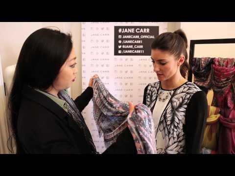 Vodafone London Fashion Weekend - Jane Carr