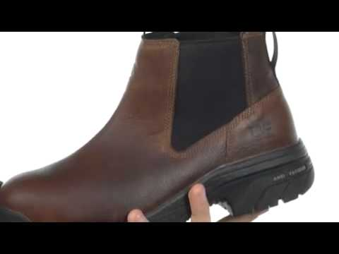 Timberland PRO Linden Chelsea Alloy Toe