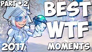 Brawlhalla Best WTF Moments 2017 • Special | Part 2 thumbnail